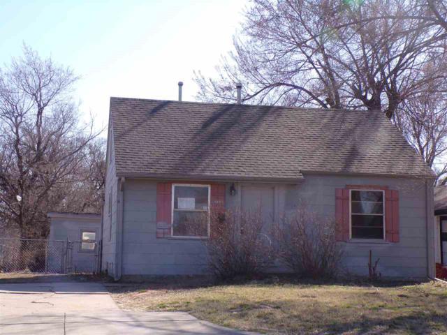 2002 S Exchange St, Wichita, KS 67213 (MLS #563827) :: On The Move