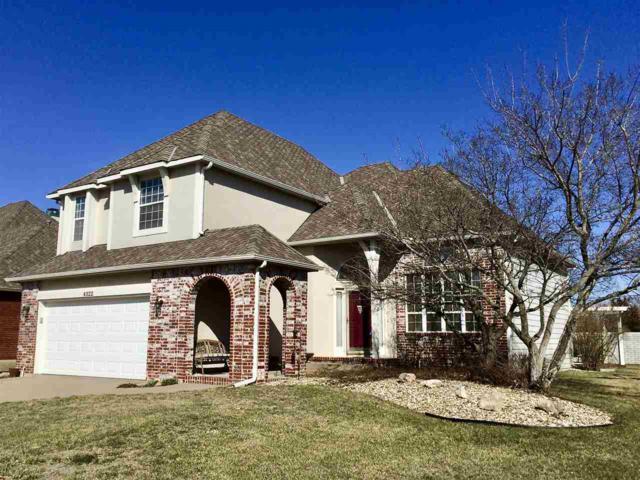 4322 N Ironwood St, Wichita, KS 67226 (MLS #563831) :: On The Move