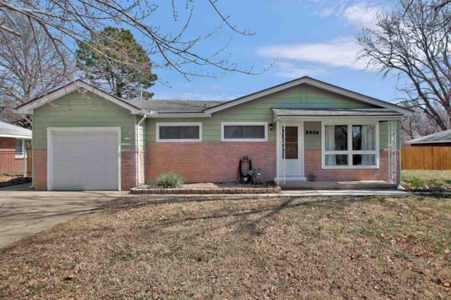 5434 N Saint Clair Ave., Wichita, KS 67204 (MLS #563832) :: On The Move