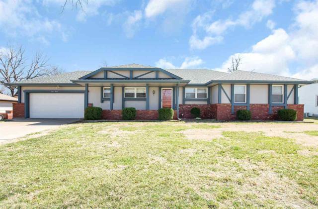 330 Mimosa Dr, Haysville, KS 67060 (MLS #563834) :: On The Move