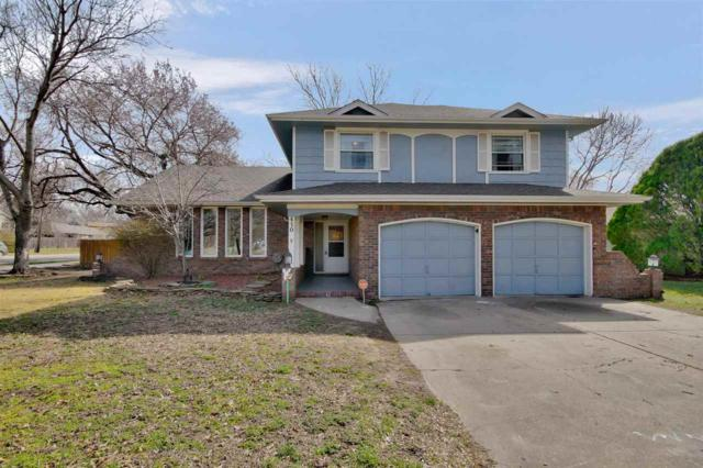 410 N Brook Forest Rd, Derby, KS 67037 (MLS #563868) :: On The Move