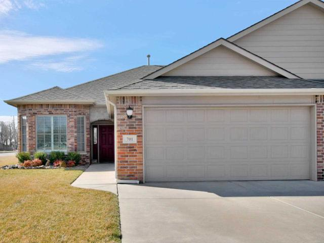 701 W Cottonwood Dr, Valley Center, KS 67147 (MLS #563913) :: Pinnacle Realty Group