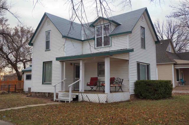 219 W Conway St, Conway Springs, KS 67031 (MLS #563923) :: Pinnacle Realty Group