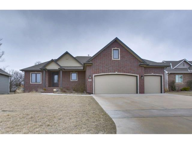 5913 E Wildfire St, Bel Aire, KS 67220 (MLS #563986) :: On The Move