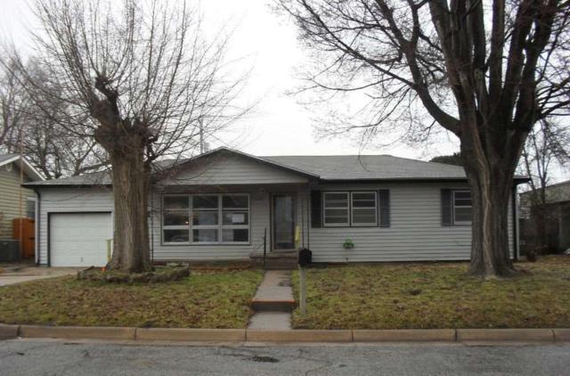 1514 N 1st St, Arkansas City, KS 67005 (MLS #564000) :: On The Move