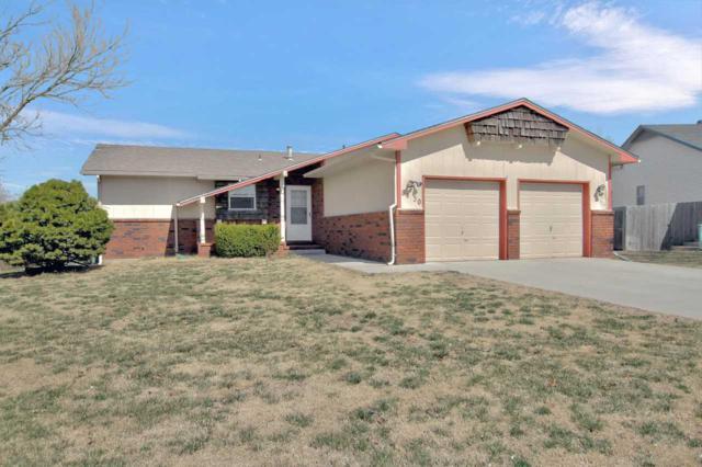8430 E Turon Ln, Wichita, KS 67207 (MLS #564026) :: On The Move