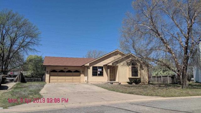 4611 S Kansas Ave, Wichita, KS 67216 (MLS #564057) :: Wichita Real Estate Connection
