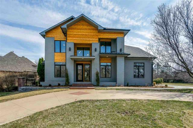 2601 N Wilderness Ct, Wichita, KS 67226 (MLS #564074) :: Pinnacle Realty Group