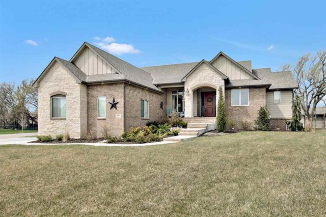 1603 N Graystone St, Wichita, KS 67230 (MLS #564227) :: On The Move