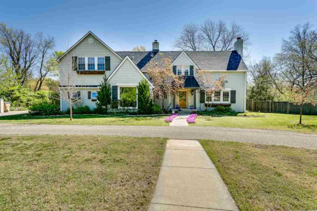 7 N Hillcrest Ave, Eastborough, KS 67208 (MLS #564252) :: Wichita Real Estate Connection