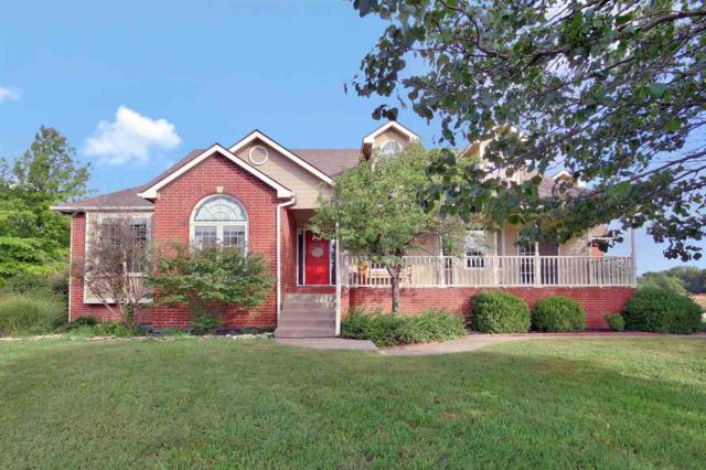 420 W 109th St N, Valley Center, KS 67147 (MLS #564262) :: On The Move