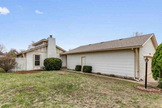 6518 E Rodeo St, Bel Aire, KS 67226 (MLS #564271) :: On The Move