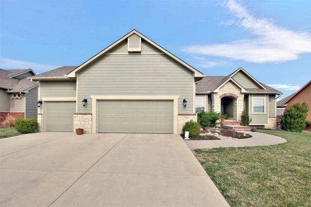 3125 N Landon Cir, Wichita, KS 67205 (MLS #564305) :: On The Move