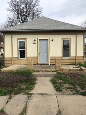 520 W Walnut, Arkansas City, KS 67005 (MLS #564362) :: On The Move
