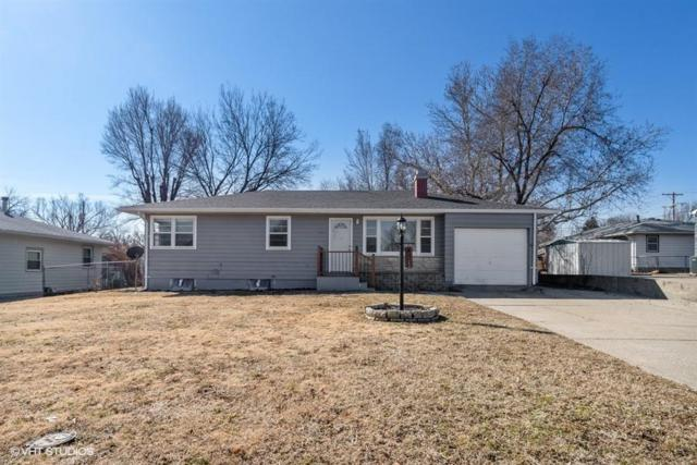 427 W Spruce St, Junction City, KS 66441 (MLS #564403) :: On The Move
