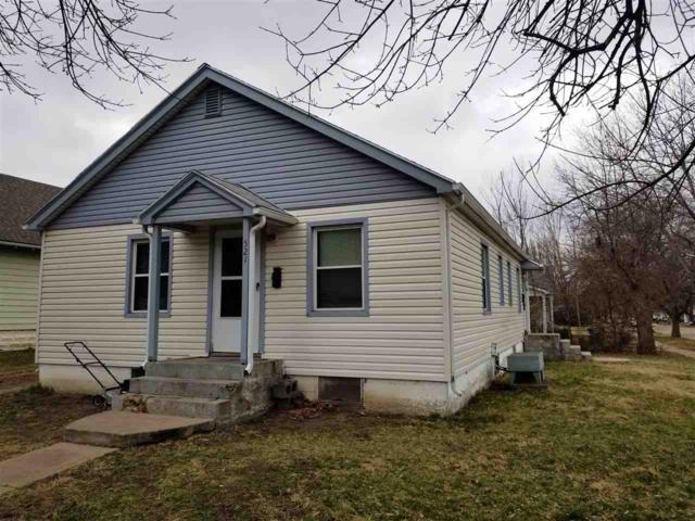 521 N Ash St, Newton, KS 67114 (MLS #564463) :: Pinnacle Realty Group