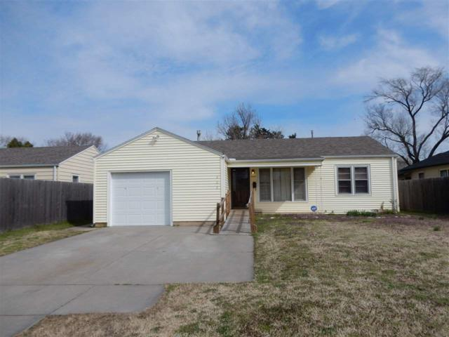408 W Carlyle St, Wichita, KS 67217 (MLS #564477) :: On The Move