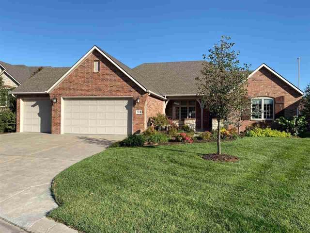 2065 N Paddock Green, Wichita, KS 67206 (MLS #564634) :: On The Move