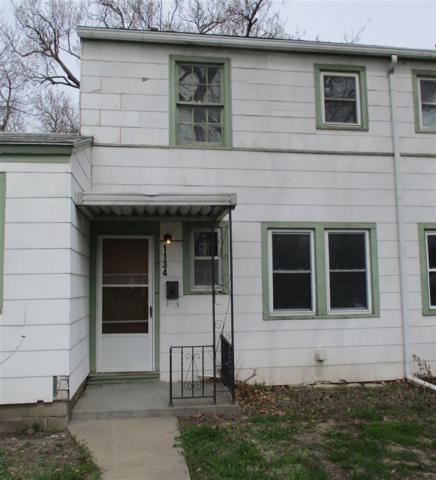 1134 S Pershing Ave, Wichita, KS 67218 (MLS #564664) :: On The Move