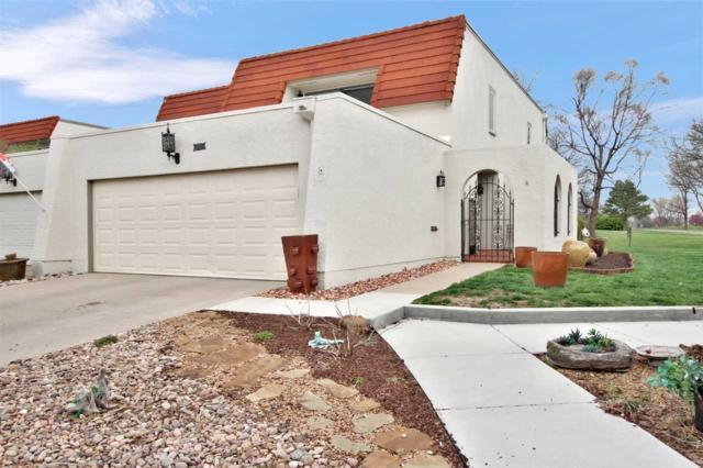 53 E Via Roma, Wichita, KS 67230 (MLS #564678) :: On The Move