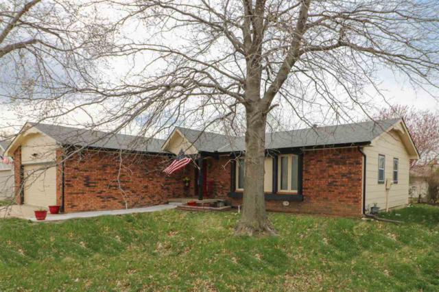 2059 S Flynn St, Wichita, KS 67207 (MLS #564688) :: On The Move