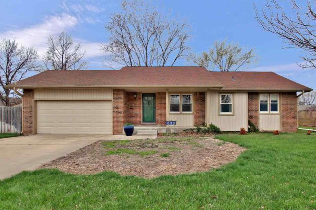 639 N Covington St, Wichita, KS 67212 (MLS #564713) :: On The Move