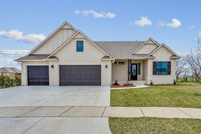 1433 N Shadow Rock Dr, Andover, KS 67002 (MLS #564741) :: On The Move