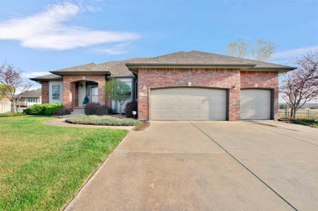 6402 W Northwind St, Wichita, KS 67205 (MLS #564838) :: On The Move