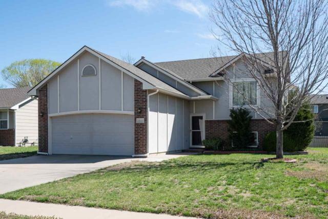 4044 N Farmstead St, Bel Aire, KS 67220 (MLS #564901) :: Wichita Real Estate Connection