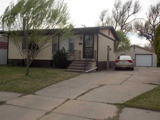 2273 S Glenn St, Wichita, KS 67213 (MLS #564950) :: On The Move
