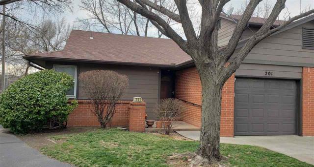 1415 Westlynn #201, Wichita, KS 67212 (MLS #564992) :: On The Move