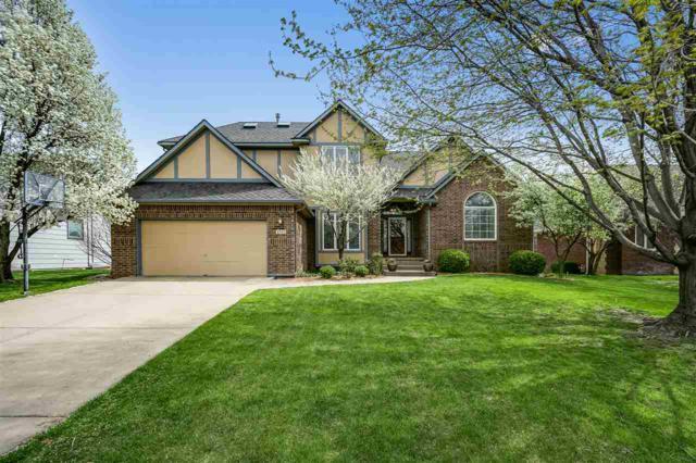 2521 N High Point Cir, Wichita, KS 67205 (MLS #565037) :: On The Move