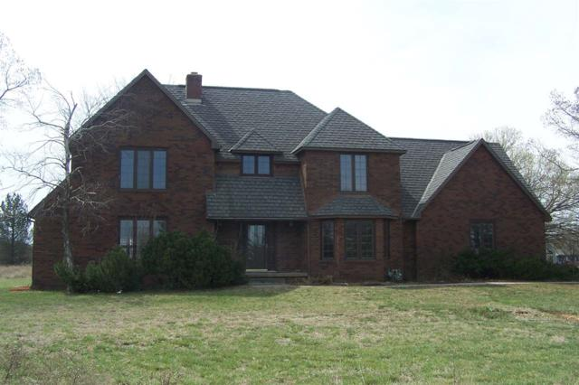 14042 SW Ruth Rd, Rose Hill, KS 67133 (MLS #565071) :: On The Move
