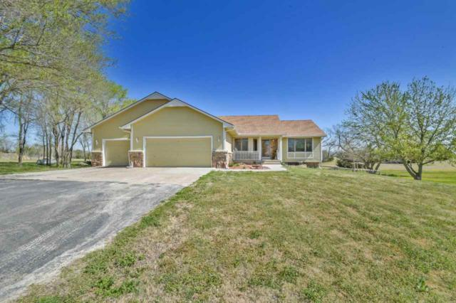14160 SW 180th, Rose Hill, KS 67133 (MLS #565124) :: On The Move