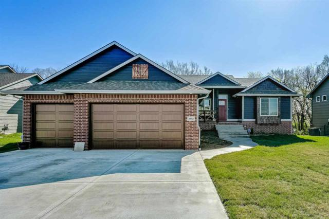 4902 N Marblefalls, Wichita, KS 67219 (MLS #565132) :: On The Move