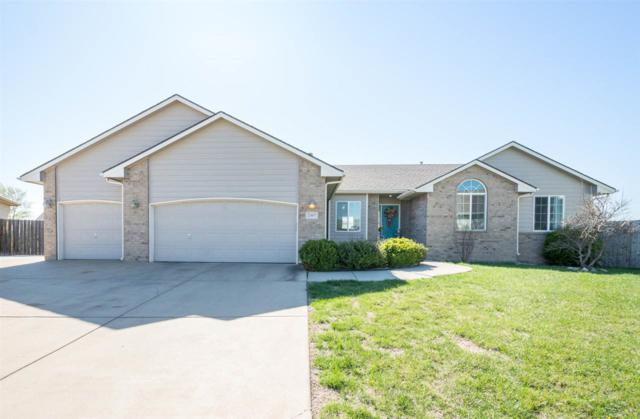 2407 Eastridge Ct, Goddard, KS 67052 (MLS #565226) :: Wichita Real Estate Connection