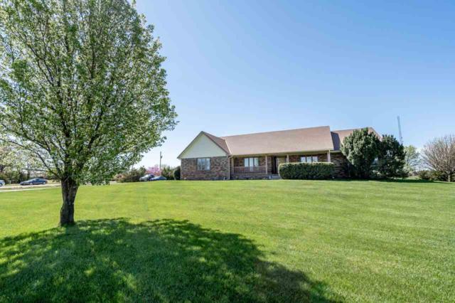 715 S Hawkins, Goddard, KS 67052 (MLS #565242) :: Wichita Real Estate Connection