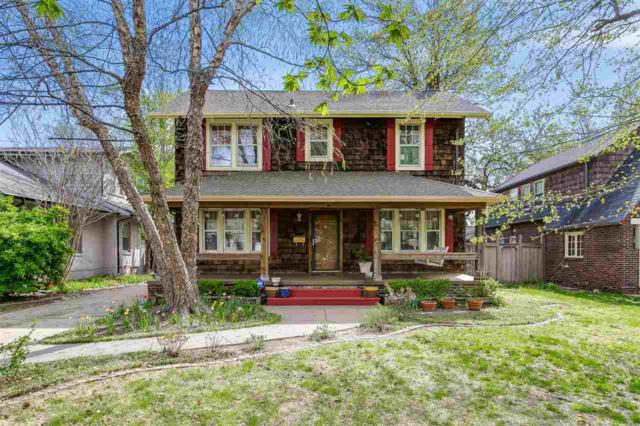 308 S Belmont St, Wichita, KS 67218 (MLS #565286) :: Wichita Real Estate Connection