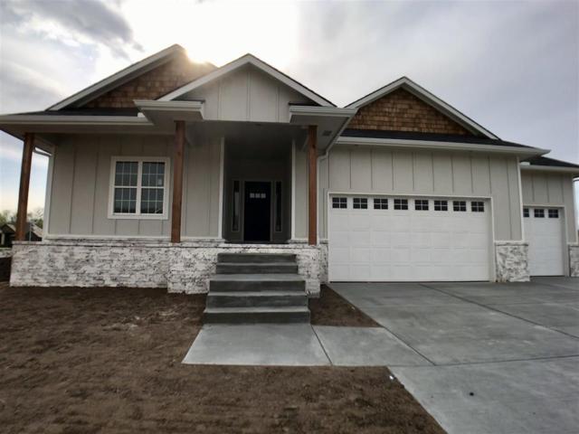 501 N Backwoods, Valley Center, KS 67147 (MLS #565411) :: Graham Realtors
