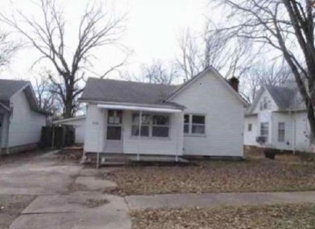 206 E 5th Ave, Caney, KS 67333 (MLS #565419) :: On The Move