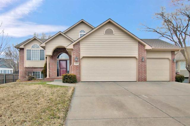 520 W 2nd St, Andover, KS 67002 (MLS #565422) :: On The Move