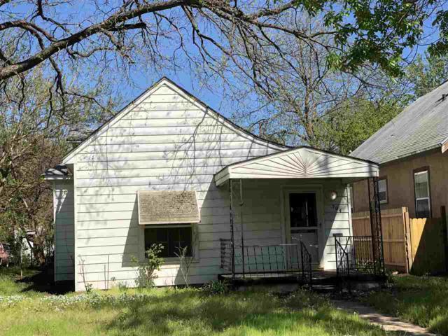 504 N A, Arkansas City, KS 67005 (MLS #565444) :: On The Move