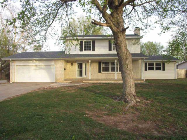 310 Peach Tree Ln., Haysville, KS 67060 (MLS #565473) :: Graham Realtors