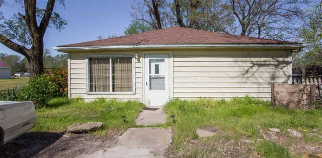 8101 S Lulu Ave, Haysville, KS 67060 (MLS #565544) :: Graham Realtors
