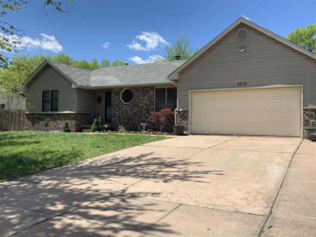1213 Mccaskey Dr, Rose Hill, KS 67133 (MLS #565554) :: On The Move