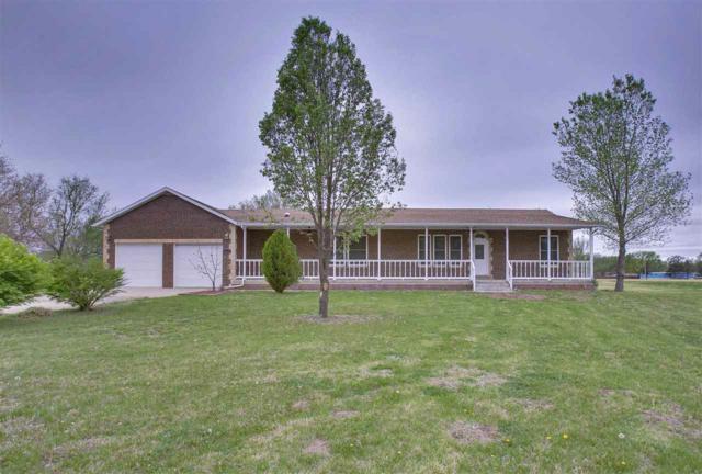 1541 E 76TH CT S, Haysville, KS 67060 (MLS #565563) :: Graham Realtors