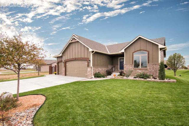 2309 E Sunset St, Goddard, KS 67052 (MLS #565565) :: Wichita Real Estate Connection