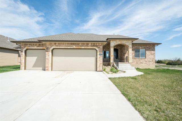 8233 E Saw Mill Ct, Wichita, KS 67226 (MLS #565604) :: On The Move