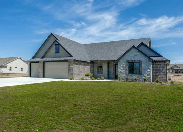1374 Lookout Cir, Derby, KS 67037 (MLS #565635) :: On The Move