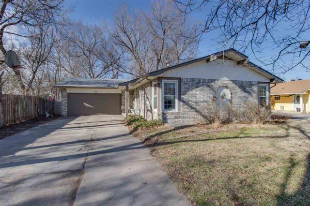 3101 N Saint Jude St, Wichita, KS 67204 (MLS #565657) :: Graham Realtors